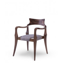 ceviz sandalye walnut chair
