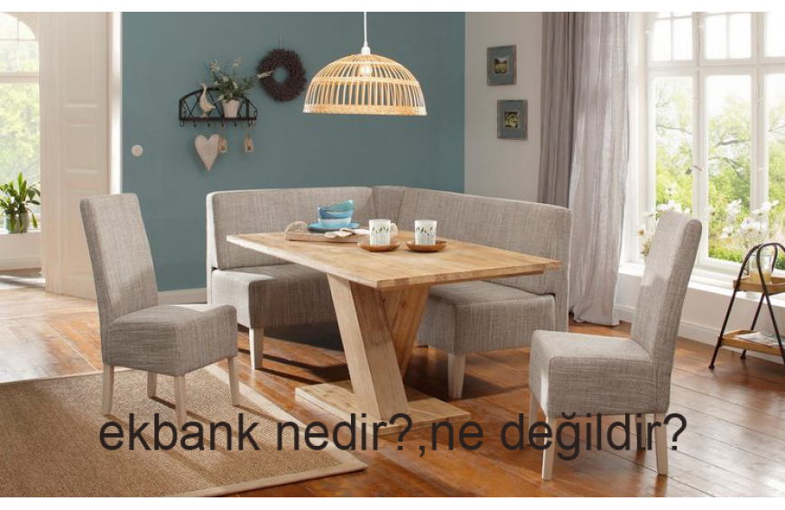 ekbank nedir? what is 'ekbank'